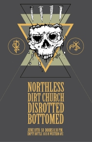 Northless / Show Poster