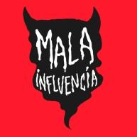 Mala Influencia / Logo