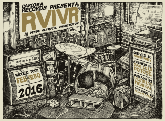 Carcoma Records / Rvivr Tour