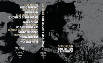Sin Orden / Cassette Sleeve