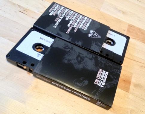 Sin Orden / Tape Release