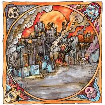 Nunca Más / CD Cover