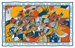 Annapura / Record Release Poster