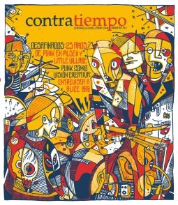 Contratiempo #142 cover