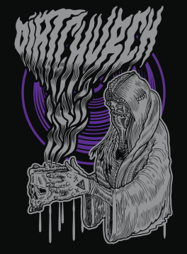 Dirt Church / Shirt Design