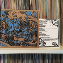 Sonorama / Dos Santos & Money Chicha / 7 inch Release Variant Back