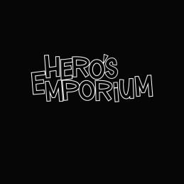 Hero's Emporium / Logo