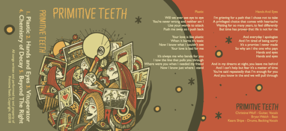 Primitive Teeth EP