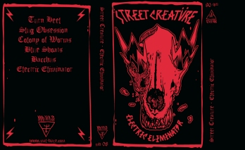 Street Creature / Cassette Sleeve