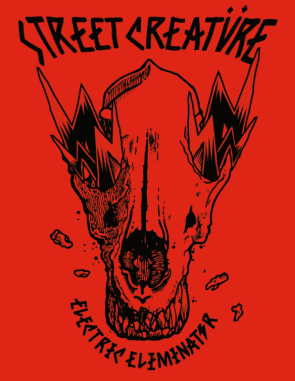 Street Creature / Shirt Design