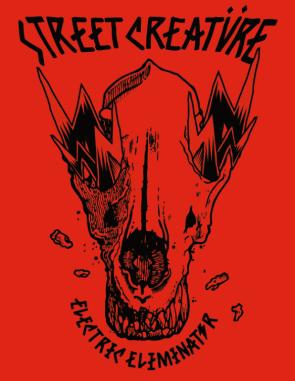 Street Creature / Shirt Design